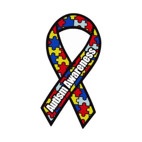 logo ribbon vector free autism awareness ribbon logo vector ai pdf free graphics clipart best clipart best