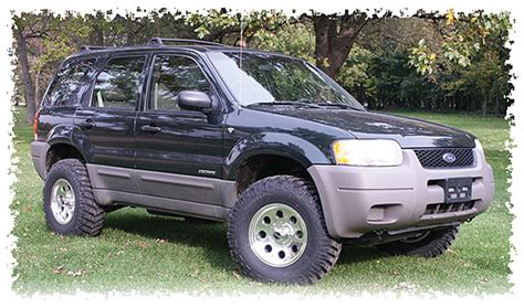 mazda tribute lifted ford escape lift kit 2017 ototrends net