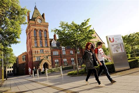 Teesside Mba by Teesside Universities In The Uk Iec Abroad