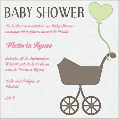invitaciones baby shower costa rica 35 best images about baby shower on pinterest