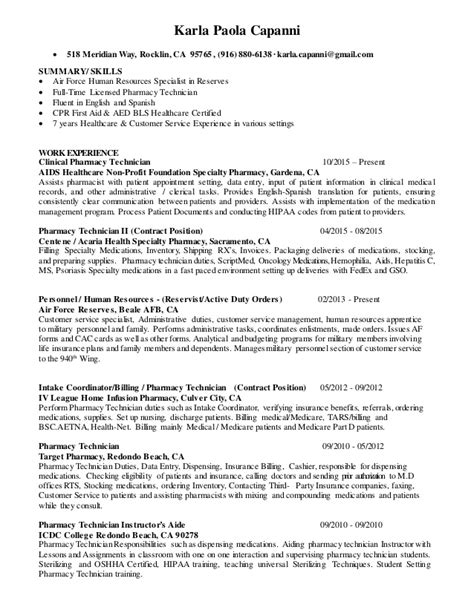 Home Infusion Sle Resume by Karla Capanni Resume