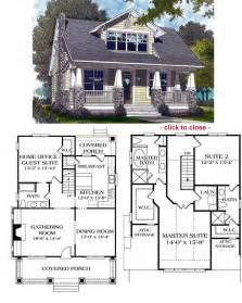 Cottage Homes Floor Plans Craftsman Bungalow Home Plans Find House Plans