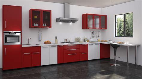 Make Your Own Kitchen Cabinets Modular Kitchen U Shaped Design