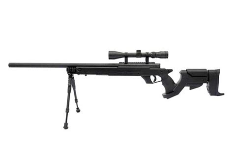 Marlee Kronjo Mb04 Black 2 well mb04 g 22 awm airsoft sniper rifle w 3 9x40 scope bi pod warrior 1 well mb04 l96 awp