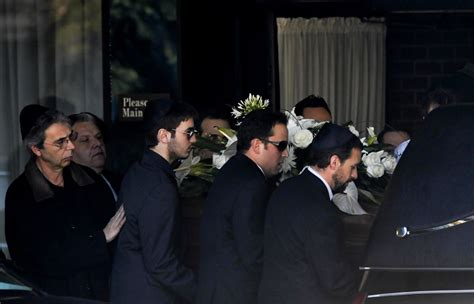 Corey Funeral Home by Corey Haim Laid To Rest Zimbio