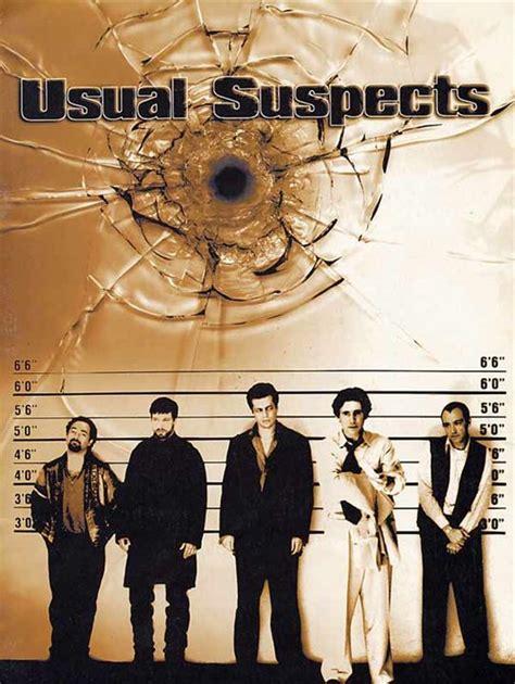 filme stream seiten the usual suspects affiche du film usual suspects affiche 1 sur 1 allocin 233