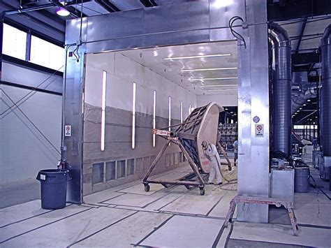 paint booth design ventilation ventilation solutions gelcoat spray booth systems