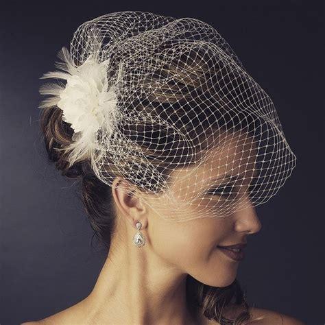 Feather Wedding Veil 25 best ideas about birdcage veils on wedding