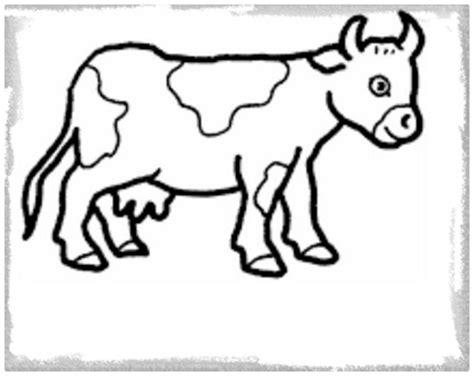 vaca para dibujar ganaderia dibujo www pixshark com images galleries