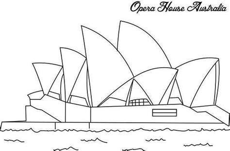 Opera House Outline Tattoos Loading