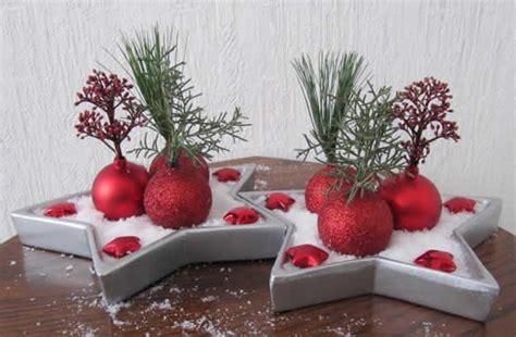 Tafel Kerstversiering Maken by Kerstdecoratie Maken Zelf Kerststerren Maken