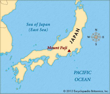 mount fuji kids | britannica kids | homework help