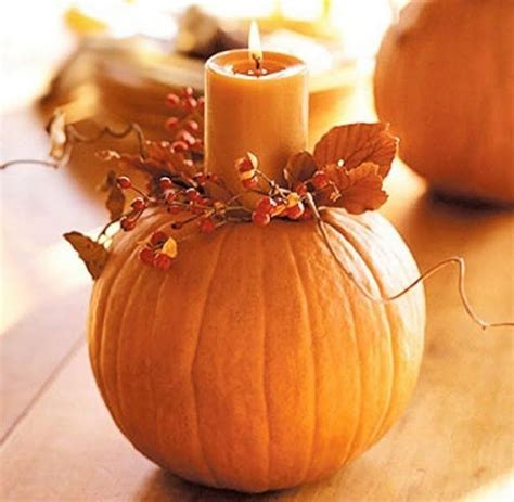 diy candle centerpieces diy pumpkin candle centerpiece pictures photos and images for and
