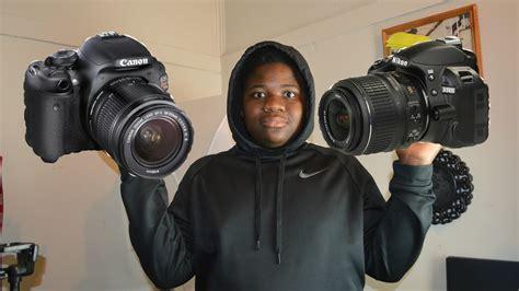 Kamera Nikon D3200 Vs Canon 600d nikon d3200 vs canon t3i eos rebel review