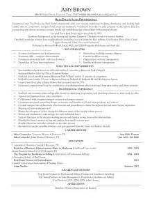 Resume Titles Sles by Resume Title Exles Resume Format Pdf