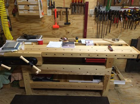 Popular Woodworking Sweepstakes 2014 - another 21st century workbench popular woodworking magazine