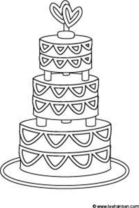 coloring page wedding cake 1000 images about kids coloring on pinterest wedding