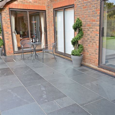 Slate For Patios Slabs by Image Result For Slate Patio Slabs Patio Ideas