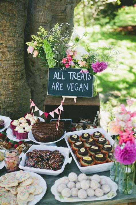 a picnic baby shower picnic baby showers vegan desserts
