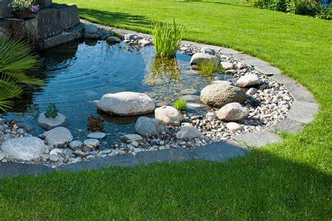 Wasser In Ihrem Garten Gartenteiche Und Biotope