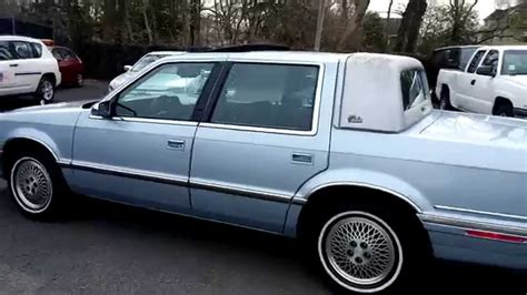 1992 Chrysler New Yorker by 1992 Chrysler New Yorker
