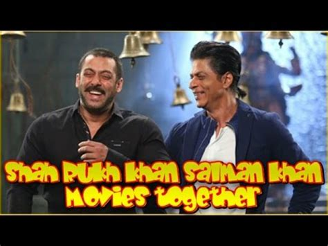 film india salman khan paling sedih shah rukh khan and salman khan movies together bollywood