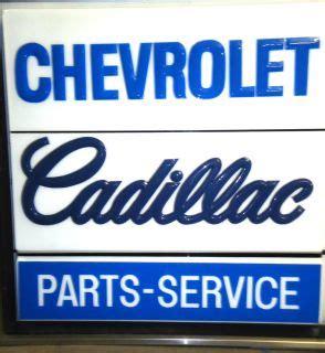 banner chevrolet parts vintage banner chevrolet denton dealership trunk