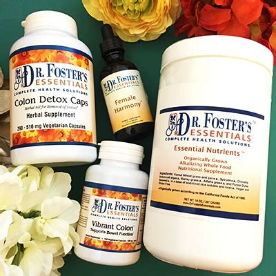 Detox And Afib by Herbal Hormone Balancing Cleanse Dr Fosters