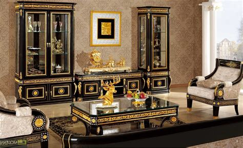 Black And Gold Living Room Furniture Black And Gold Living Room Furniture Living Room
