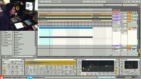 drum roll tutorial ableton ableton live how to transform a snare sound into a snare