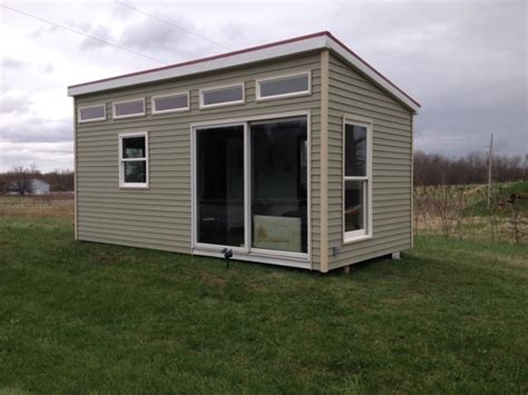 200 Sq Ft Modern Tiny House 200 Square Foot Home