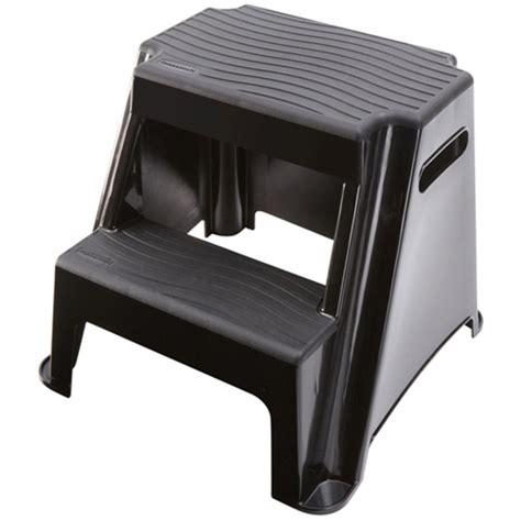 rubbermaid 2 step molded plastic stool rubbermaid 2 step molded plastic stool with non slip step