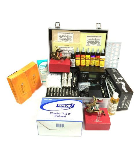 Tattoo Kit Online Shopping In India | mumbai tattoo kit buy online at best price in india