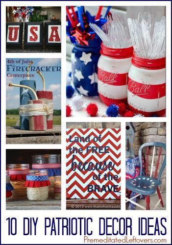 patriotic decorating ideas 10 diy patriotic decor ideas