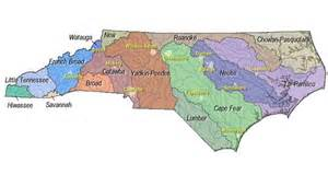 carolina river basin map car interior design