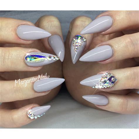 light grey nail the grey stylish 75 picks for grey nail