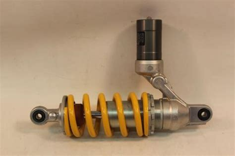 Shock Ohlins Scorpio Ducati 848 1x98 Rear Shock Ohlins And Showa And Swingarm