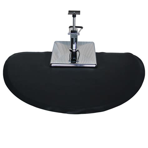 salon floor mat  square base