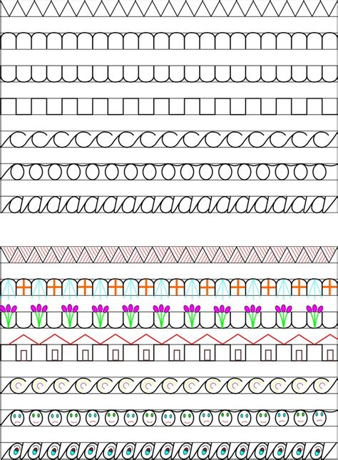 hopping pattern worksheet 19 best handwriting images on pinterest cursive letters