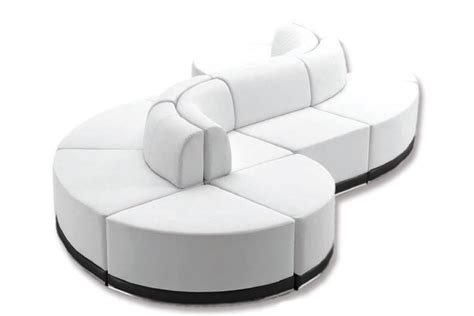 s shaped couch lounge furniture rental the main event
