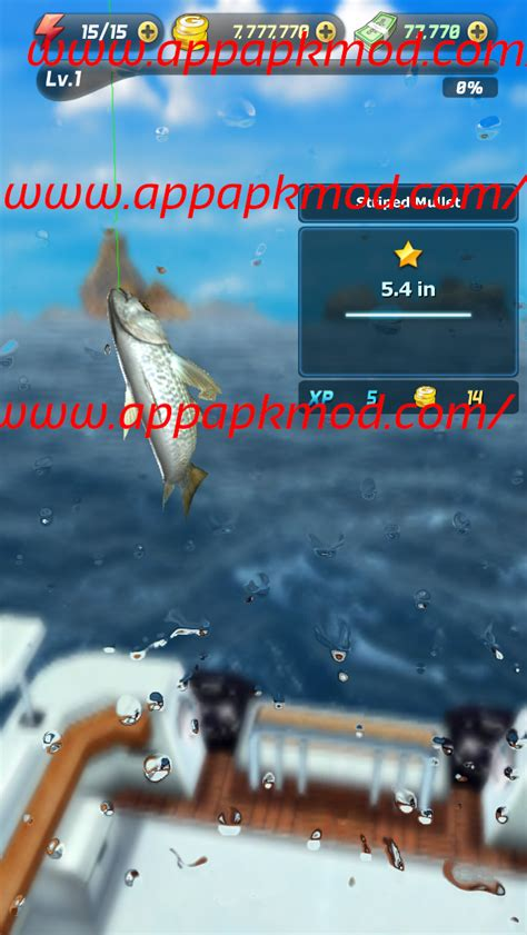 game ace fishing mod apk modded hacked apk ace fishing paradise blue wild