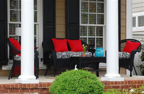 Fall Front Porch Decorations - front porch decorating ideas front porch ideas