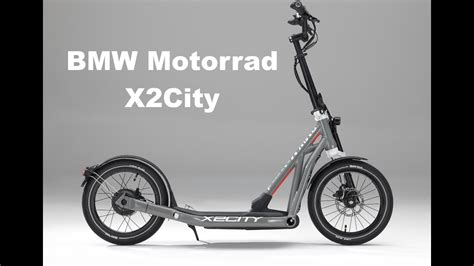 Bmw Motorrad X2city Electric Scooter by Bmw Motorrad X2city Folding Electric Scooter