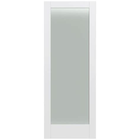 Jeld Wen 36 In X 96 In Moda Primed Pmt1011 Solid Core 36 X 96 Interior Door
