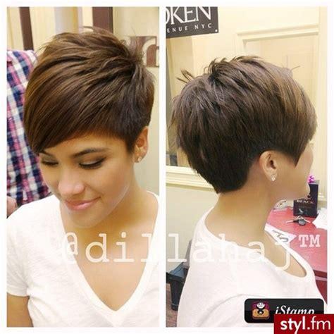 Bardzo krótkie fryzury damskie   czy si? odwa?ysz?