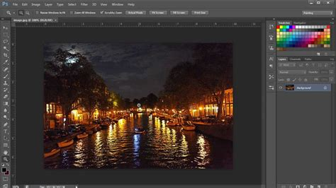 photoshop cs5 noise reduction tutorial how to reduce noise in photoshop youtube
