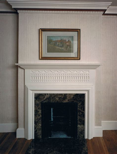 authentic colonial mantels fireplaces by sunderland