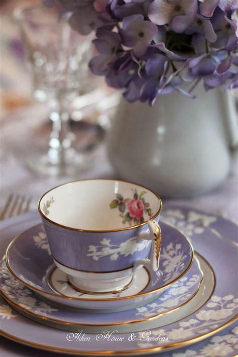 Classic Lovely Tea Sets by Carolyn Aiken Tea Sets