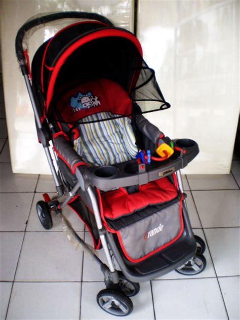 Kereta Bayistroller Pliko Grande 1 baby stroller pliko grande