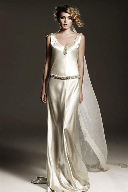 wedding dresses deco style deco wedding gown violet deco weddings